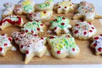 Рецепт имбирного печенья - шаг 17