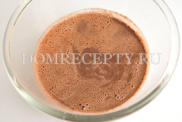 Готовое шоколадное молоко