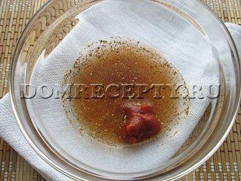Шаг 2 - Готовим винный маринад для свинины