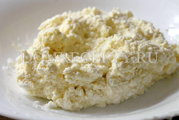 Шаг 4 - Тесто для творожных сырников