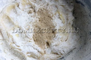 Рецепт имбирного печенья - шаг 6