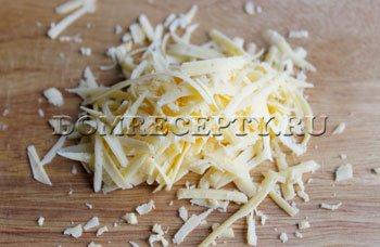 Рецепт блинчиков с начинкой из курицы - шаг 7 - фото