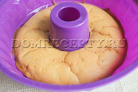Рецепт кексов на йогурте в формочках с пошагово