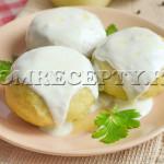 Чешские картофельные кнедлики - рецепт с фото