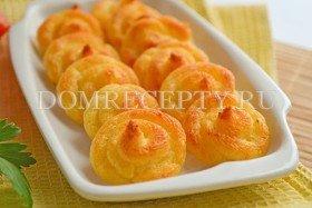 Чипсы из картофельного пюре