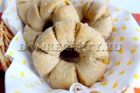 Дрожжевые булочки - рецепт с фото