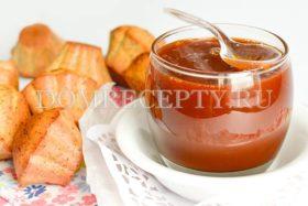 Как приготовить карамельный соус