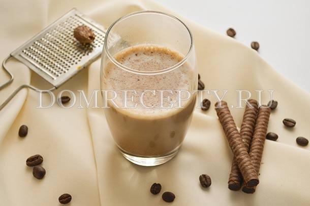 Кофе с имбирем и ромом - рецепт с фото