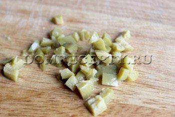 Булочки с оливками - шаг 1 - фото