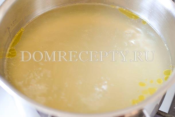 Крем-суп из цветной капусты, пошаговый рецепт с фото