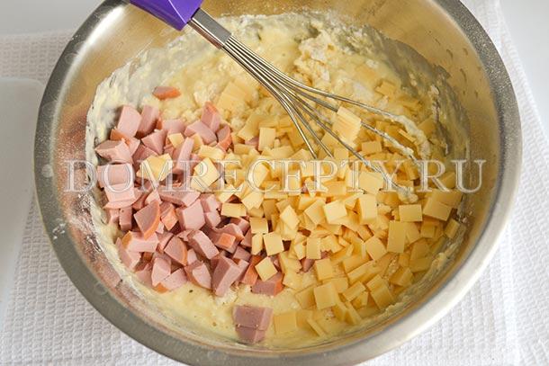 """""""Маффины"""" из бекона и яйца – кулинарный рецепт"""