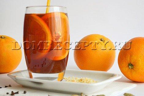 Безалкогольный грог - рецепт с фото