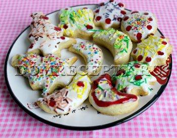 Фото-рецепт приготовления имбирного печенья