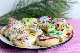 Как приготовить имбирное печенье - фото-рецепт