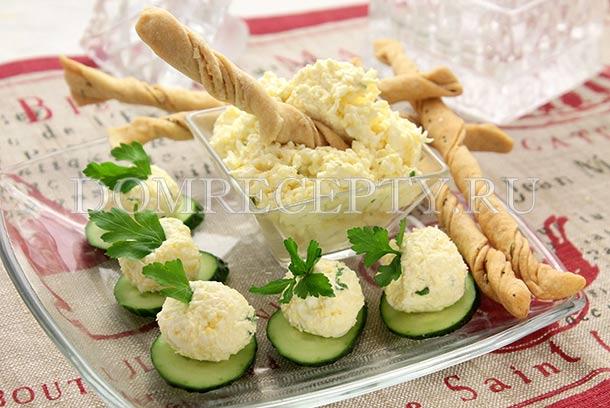Классический еврейский салат