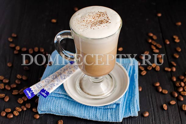 Кофе латте с тыквой – кулинарный рецепт