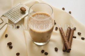 Кофе с имбирем и ромом