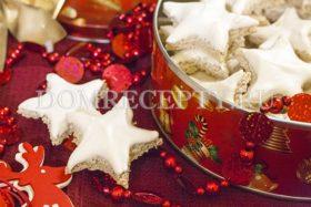 Рождественское печенье «Коричные звезды»