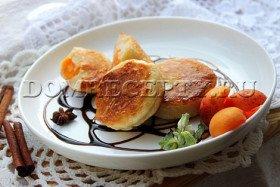 Жареные пирожки из дрожжевого теста - рецепт с фото